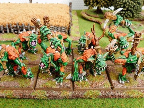 River & Bridge trolls - Orcs and Goblins
