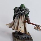 Warrior 1 back