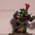 Savannah Troll: dull-orc conversion.