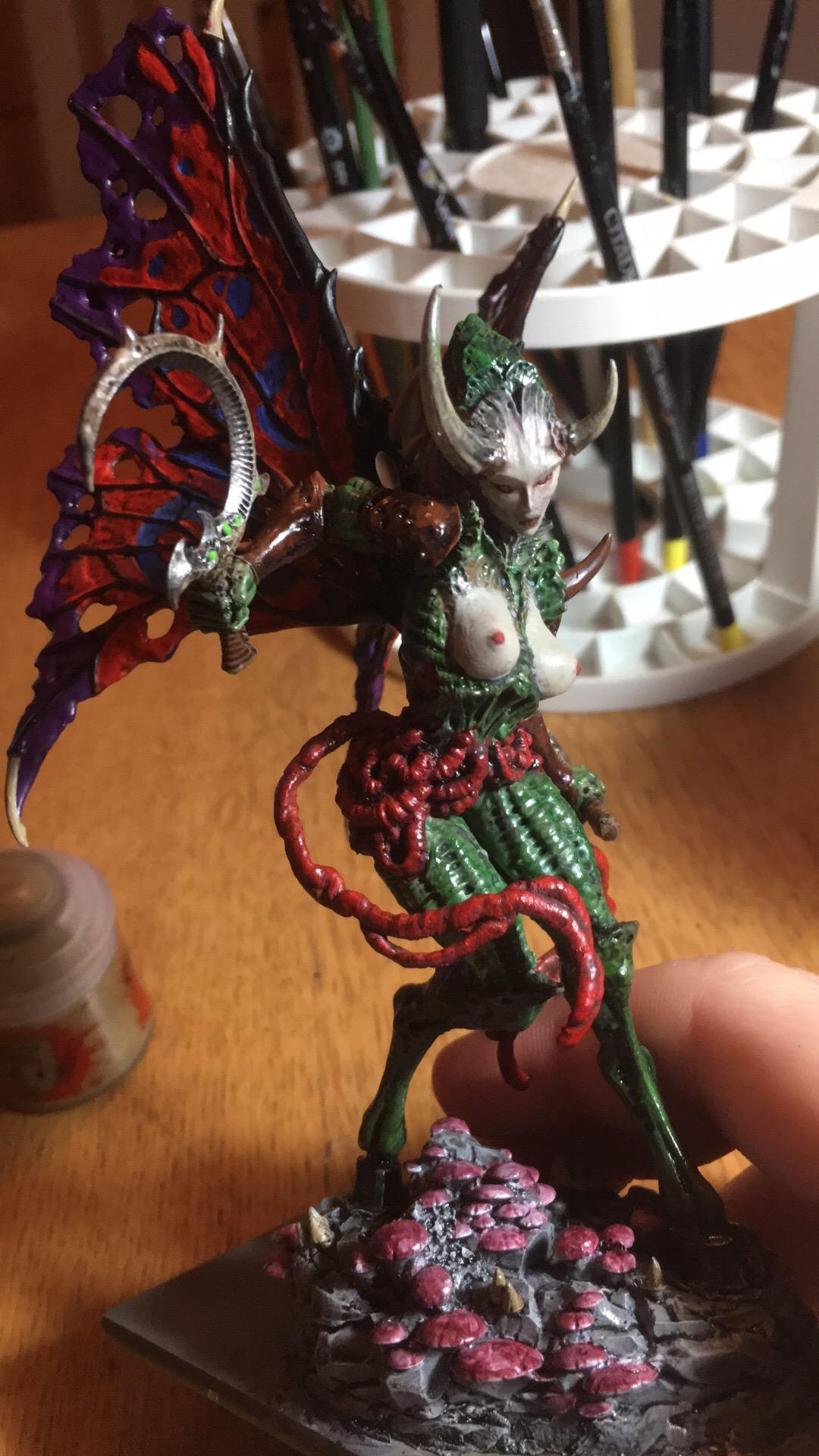 Greater daemon of Envy