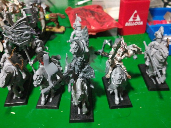 Sylvannian knights