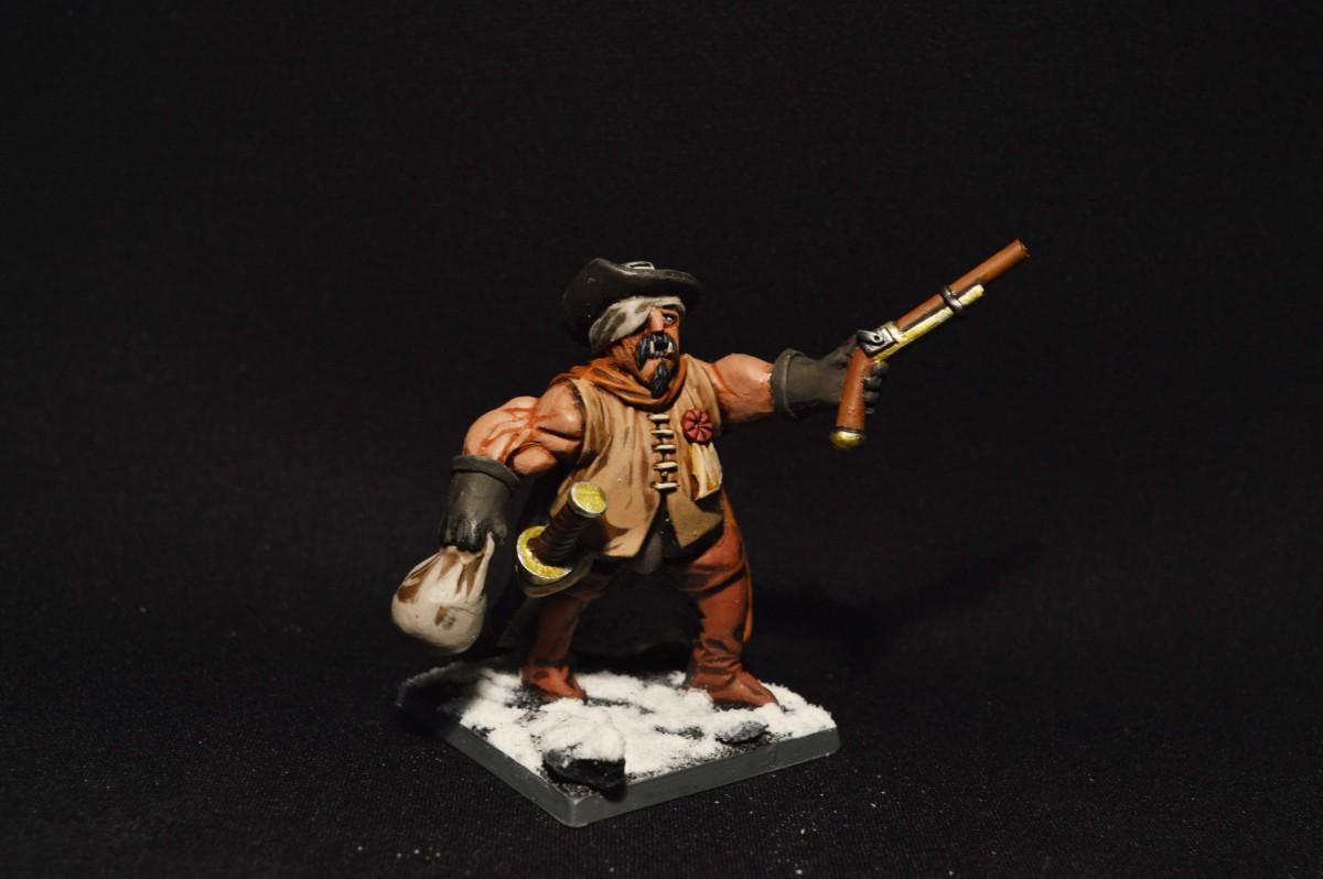The Ogre Bounty Hunter