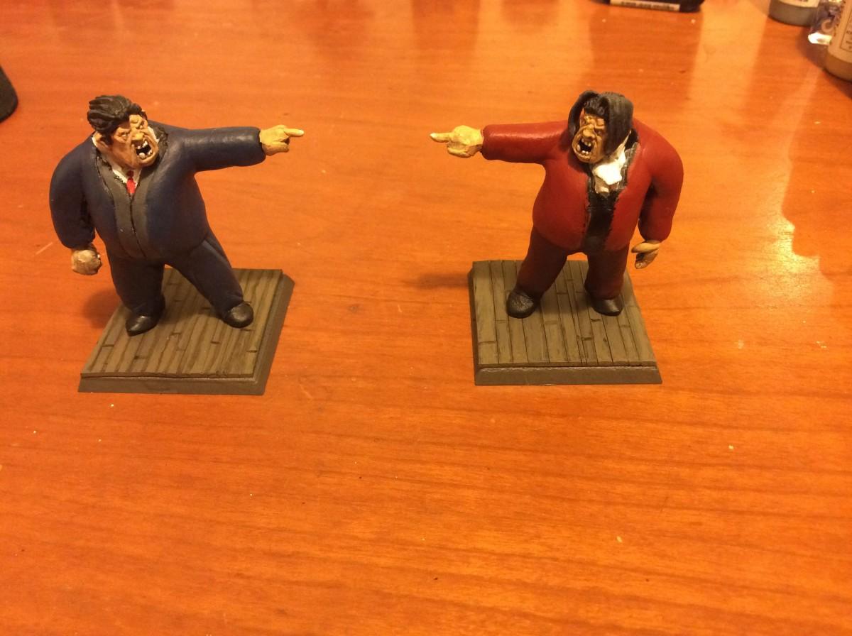 Lawgnome's shamans - Objection!