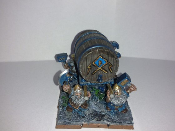Kegbearers (Unit Filler)