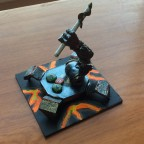Custom ID bolt thrower