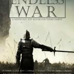 ENDLESS WAR, USA Westcoast Grand Tournament