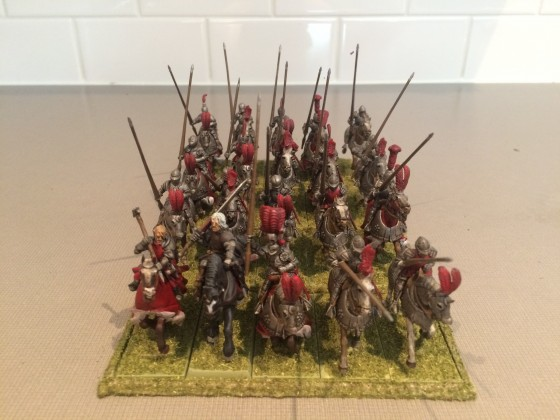 Mixed Electoral Cavalry and Knightly Orders