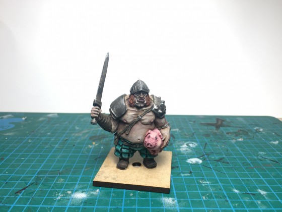 Conquistador Ogre unit Filler