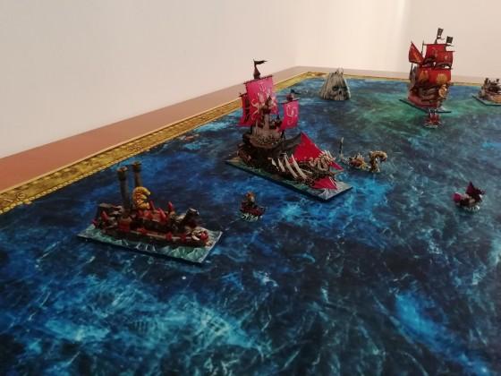 Naval battle detail 6