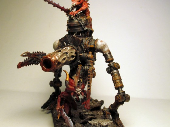BFRAND Wrath Daemon Legion