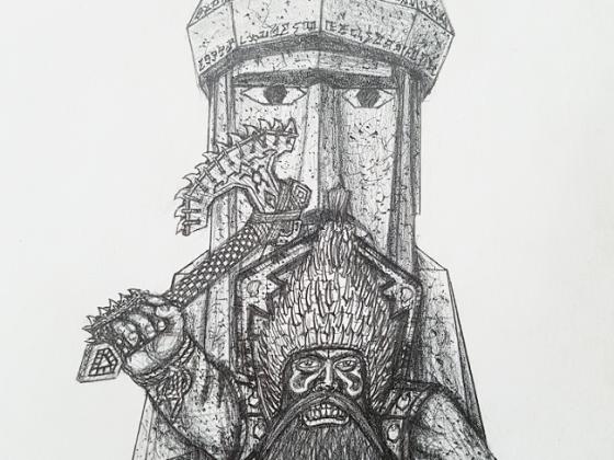 Lost Islander Dwarf