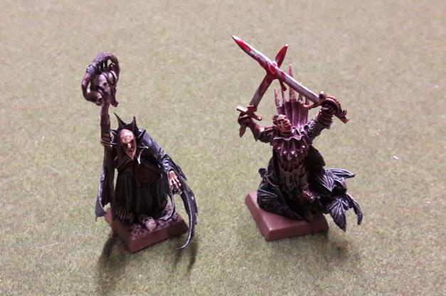Darius von Hesselink & Toby the Half-Zombie Necromancer