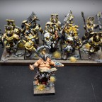 Quick Starter -Warriors of the dark Gods
