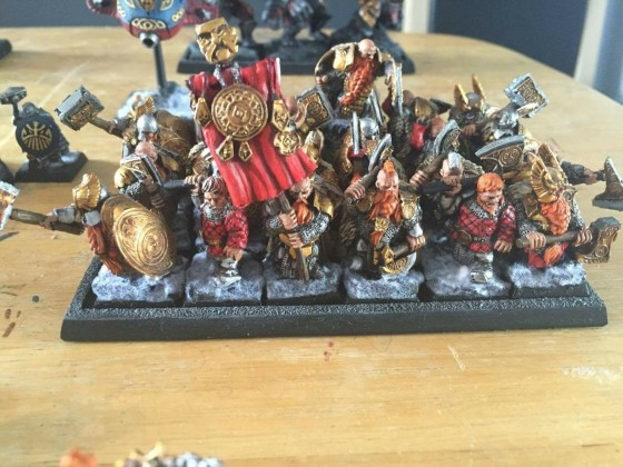 Greybeards/ Rangers - Scibor Ducal Guard