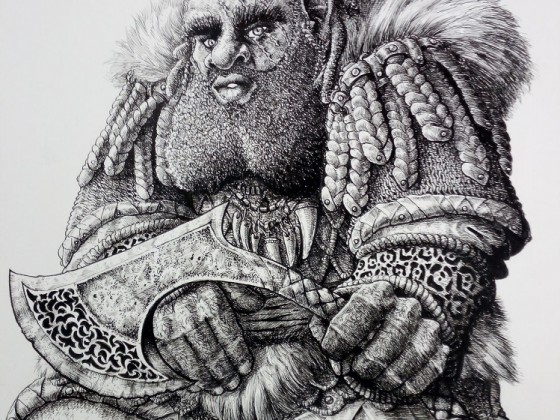 Ethiopian Dwarf by DracrysDrekkar7
