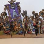 Clan warrior Standard