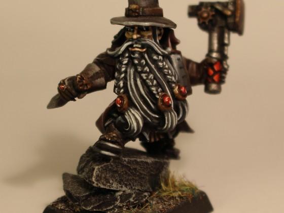 dwarf vampire hunter
