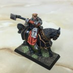 Mounted Prelate