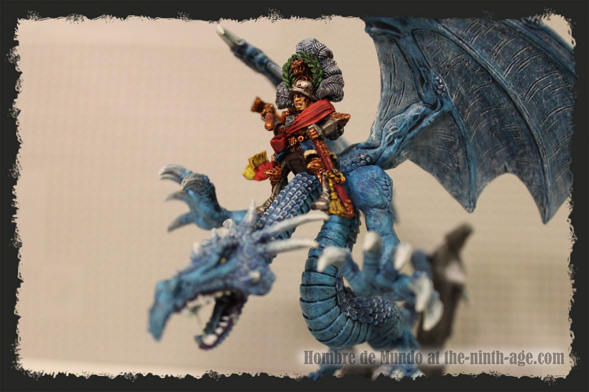 Field Marshal on Ice Dragon 2