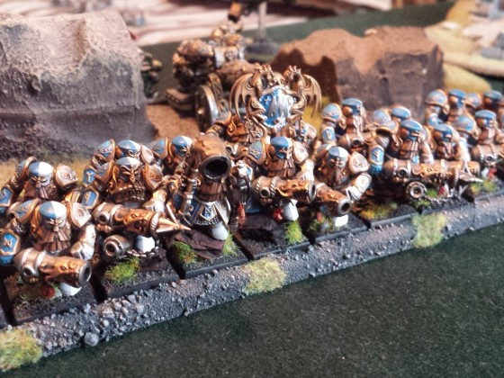 "Forge Wardens ""Forgefathers"""
