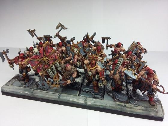 Axel Vicious' Barbarian Horde