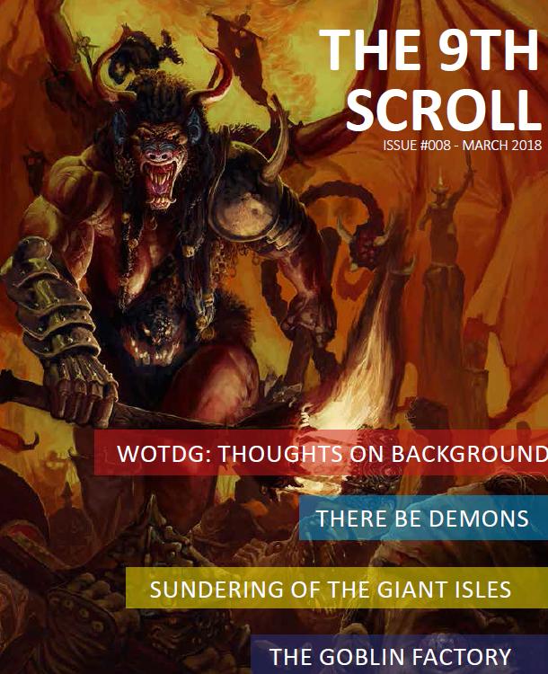 9th Scroll Issue 8