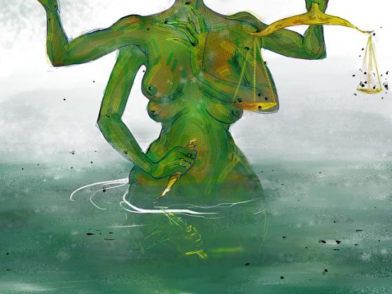 Kuulima, Goddess of Envy