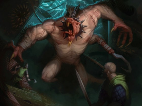 Vermin Hulk (Lab Rat) by Edgar Sánchez Hidalgo