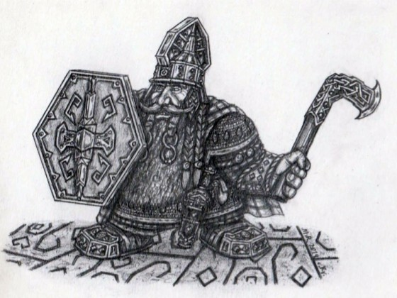 Dwarf of the Maidens