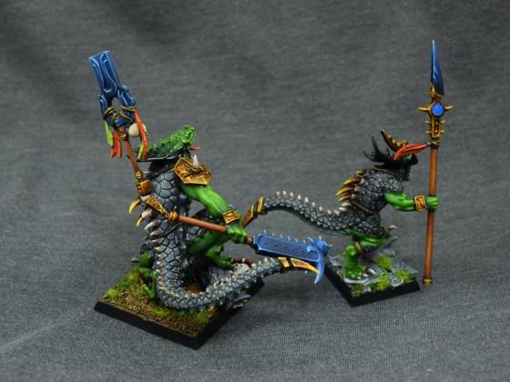 Caimen Ancient and Saurian Warlord