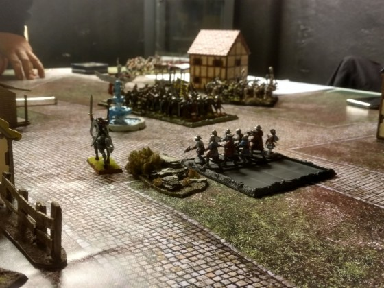 Kingdom of Equitaine vs Vampire Covenant