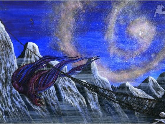 Dragonflight by Nathan Johnson