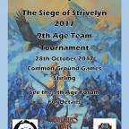 Siege of Strivelyn Poster