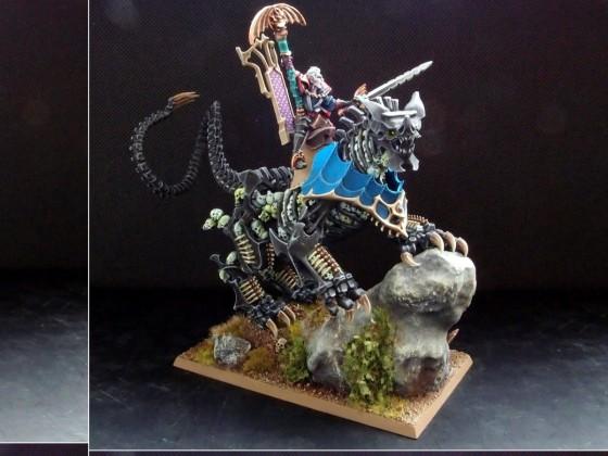 VC - Monstrous Revenant / Court of the Damned