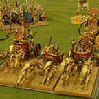 skeleton charriots