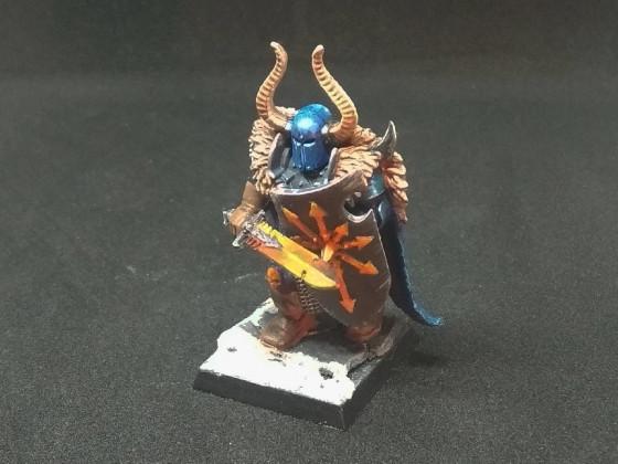 WDG warrior