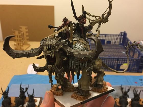 Beast herds gortach