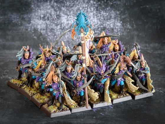 Dread Elves - Corsairs