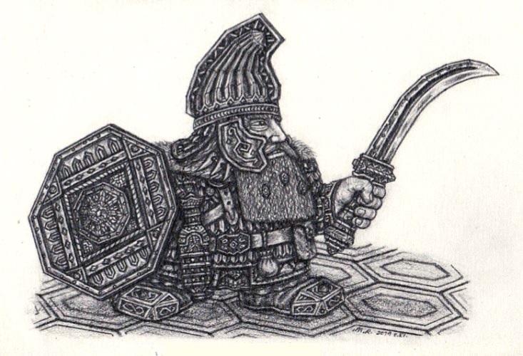 Nevaz Derom Dwarf