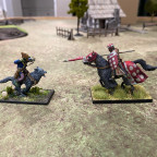 Hobgoblin Light Cav by Caballero Miniatures
