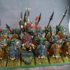 Mounted 'Eadbashers / Orcos en jabalí