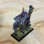 Mounted Wizard Kitbash