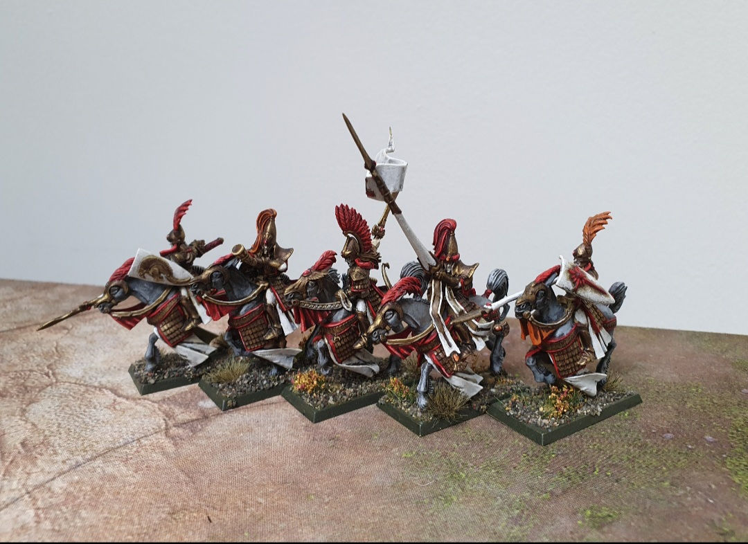 Hbe reavers to lancers and archers conversion