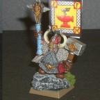 Dwarf Runic Master