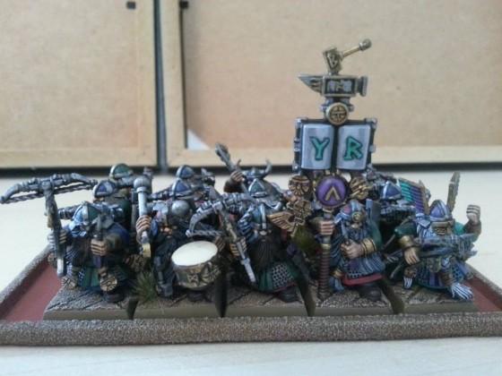 Clan marksmen