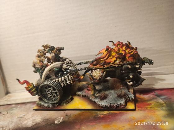 Kadim Chariot
