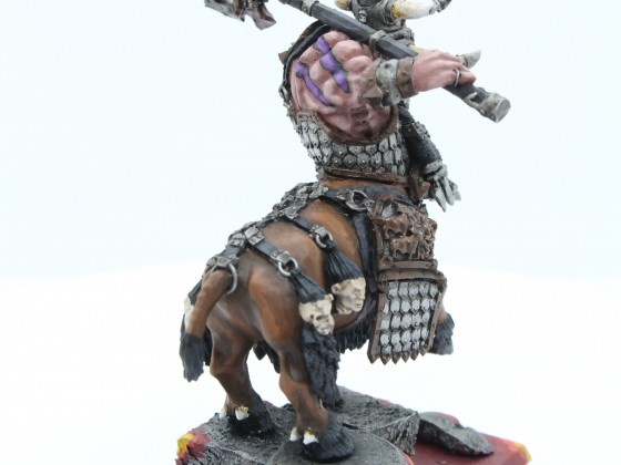 Infernal Dwarves - Taurukh Commissioner