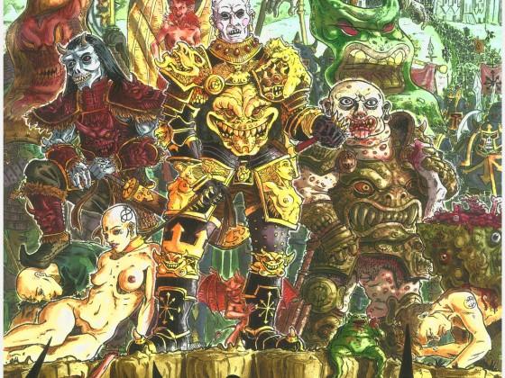 Lords of Dark Gods