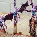 Gargoyles of pestilence