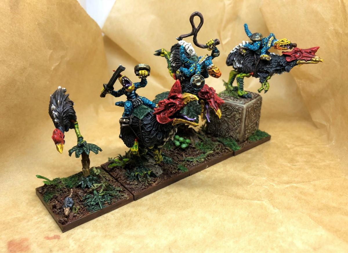 Rhamphodon Riders